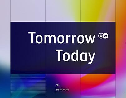 DW Tomorrow Today