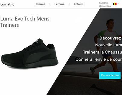 WMGD - site fictif - e-commerce