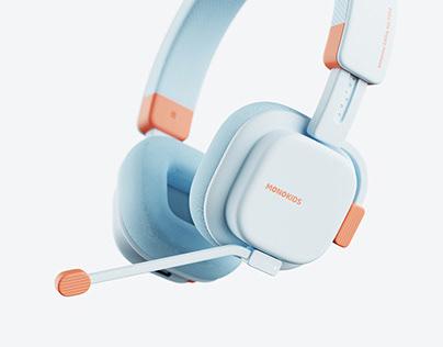 MONOKIDS-Headphones