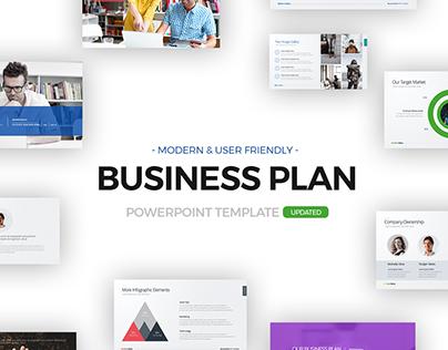 Business Plan- Update