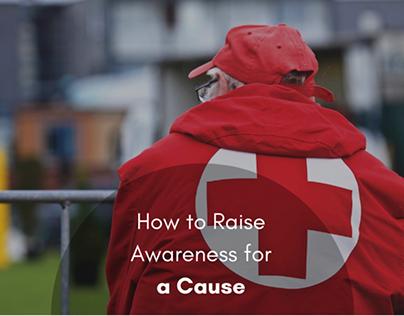 Raising Awareness for a Cause