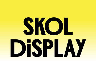 Skol Display