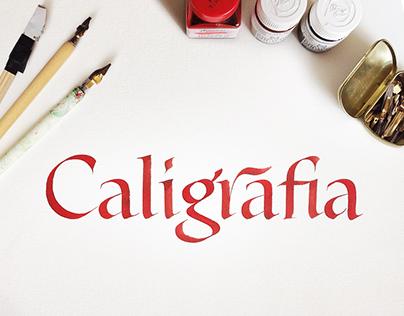 Caligrafia :: Calligraphy