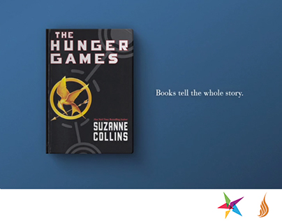 Qatar Foundation | Books vs. Movies Film Campaign