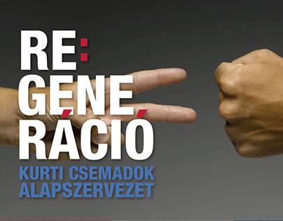 RE:GENERACIO Logo