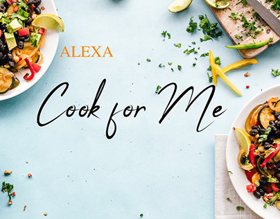 COOK FOR ME - ALEX SKILL