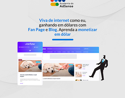 Feed instagram - Academia de Adsense