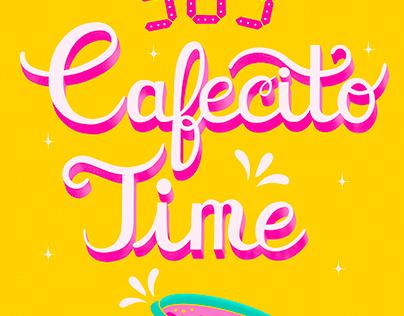 305 Cafecito Time
