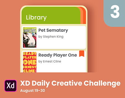 XD Daily Creative Challenge – Day 3