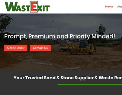 Website Copy | WastExit
