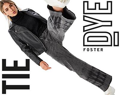 FOSTER / TIE DYE