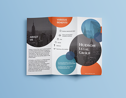 Recruitment Kit for Hudson Legal Group