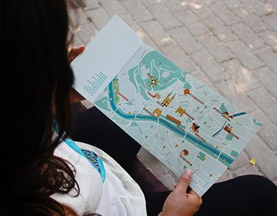 180º Burgos. Los rincones de la ciudad. Guía de viaje