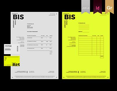BRANDING • BIS Studio Graphique
