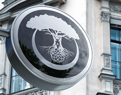 Anthromystic Logo and Branding