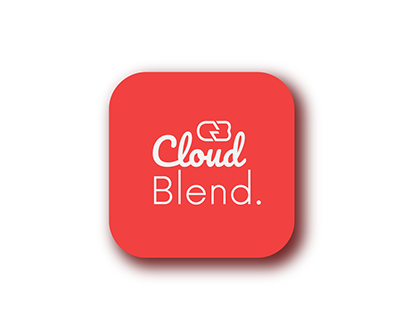 Cloud Blend - Product Identity and Branding