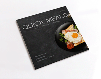 Cook Book Design
