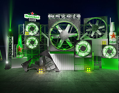 Heineken Festive 2020 - Young Social Outlet