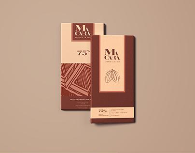 Macara Cacao Branding