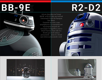 Gameteczone - Newsletter BB-9E and R2-D2