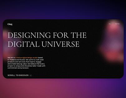 OuiDesign – Digital Design Studio