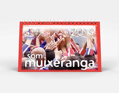 Calendari 2019 Som Muixeranga