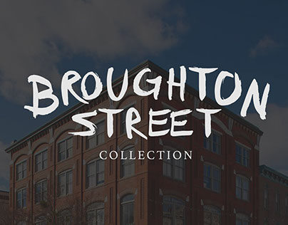 Broughton Street Collection - Senior Capstone