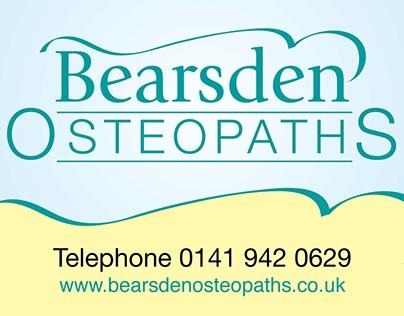 Bearsden Osteopaths Promotional