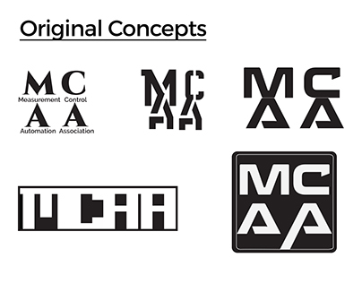 Logo Development - MCAA