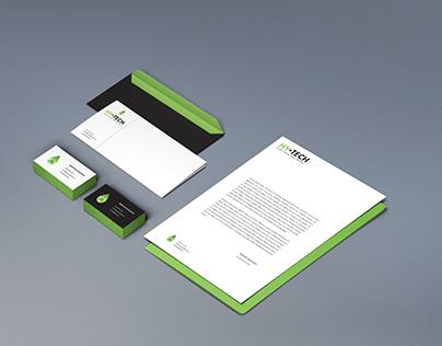 HY-Tech - Logo and Branding