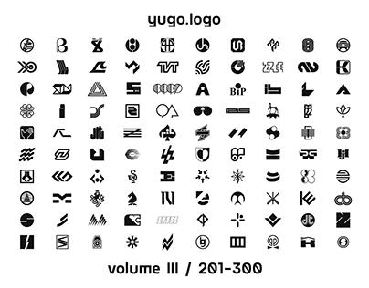 yugo.logo volume III