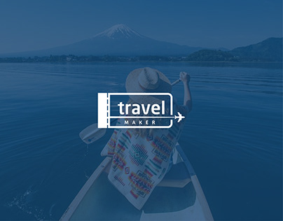 Logo design Travel agency