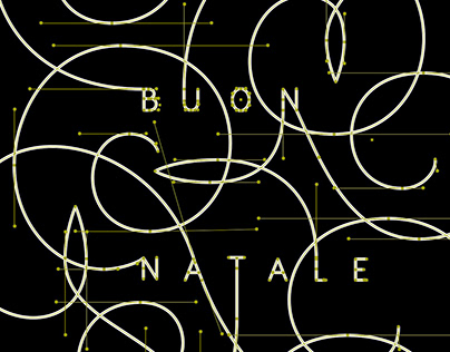 Buon Natale | Animated Lettering