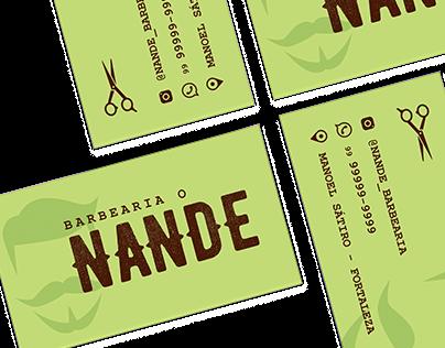 Nande Barbearia
