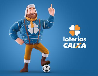 Decole pra Rússia - Loterias Caixa