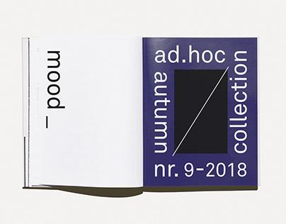 """""""Ad.hoc"""" Corporate Design"""