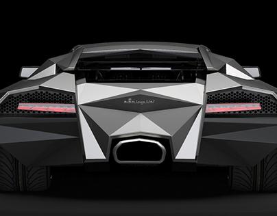 Lamborghini Stelth Concept