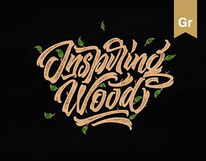 Motivational lettering 2016