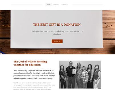 WWTE Website