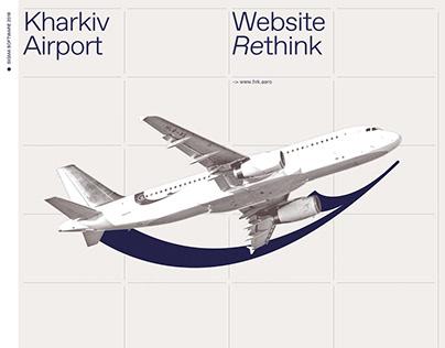 Kharkiv Airport Website