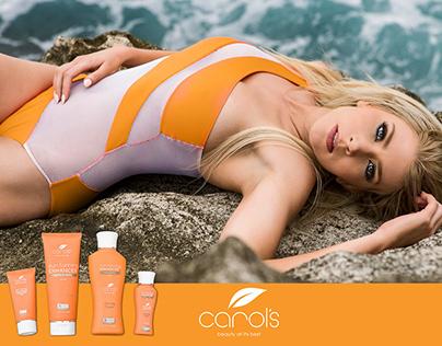 Carols Beauty Tanning lotions