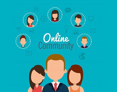 Online Community Management System