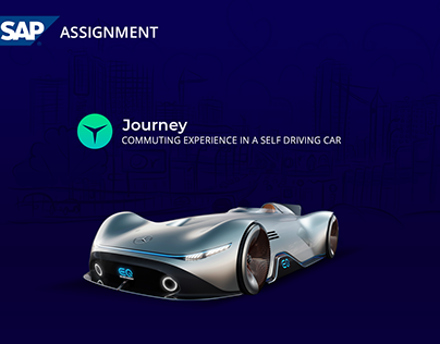 SAP Labs Assignment: Commuting UX in Self driving car