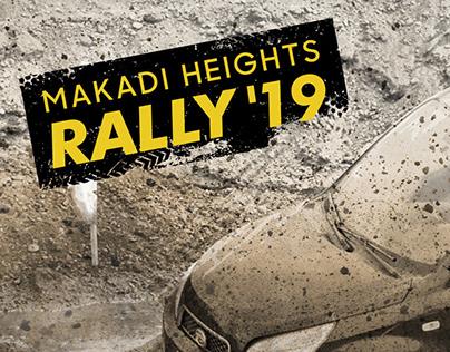 MAKADI HEIGHTS RALLY 2019