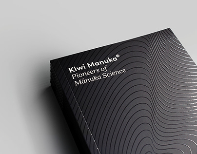 Kiwi Manuka Brand Booklet