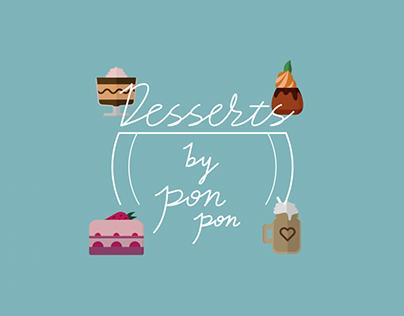 Desserts/ MoGraph by Pon-Pon