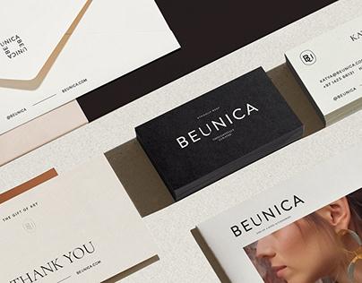 BEUNICA - Branding, Visual Identity, Social Media