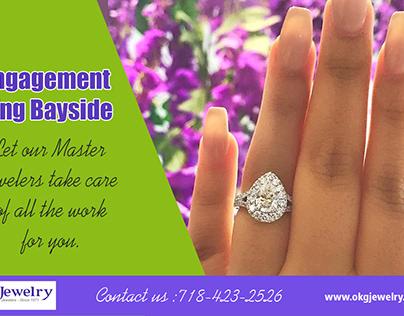 Engagement Ring Bayside https://okgjewelry.com