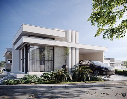 CGI - House -Brazil.