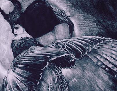 BIRDS OF SOLAR GARDEN